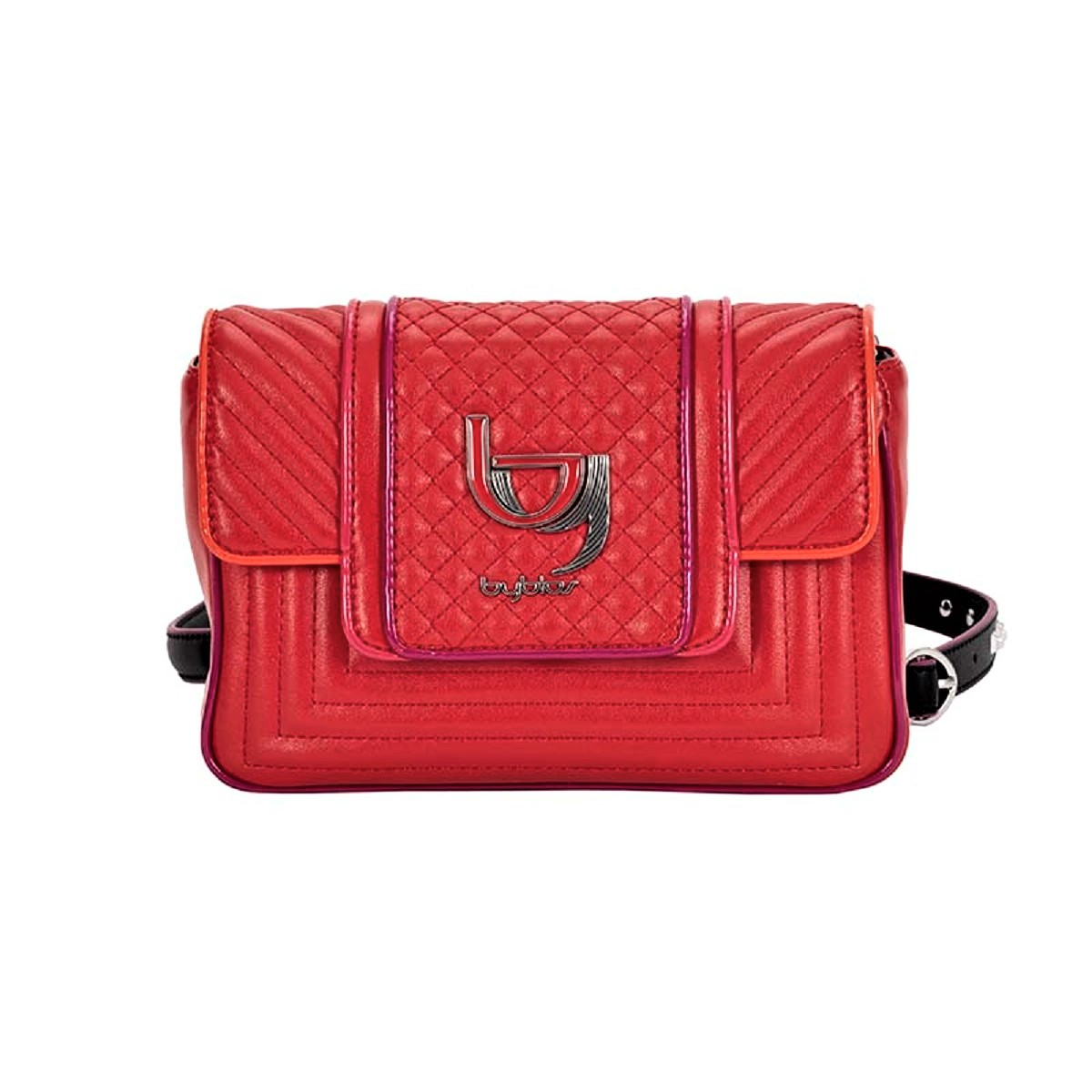 BYBLOS BORSA POCHETTE DONNA 2WB0055 QUINCY SHOULDER BAG SMALL CON TRACOLLINA