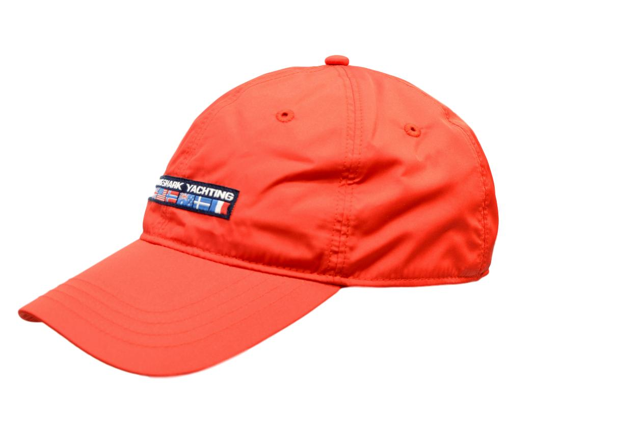 PAUL SHARK YACHTING CAPPELLO BASEBALL COLORE ROSSO P7000