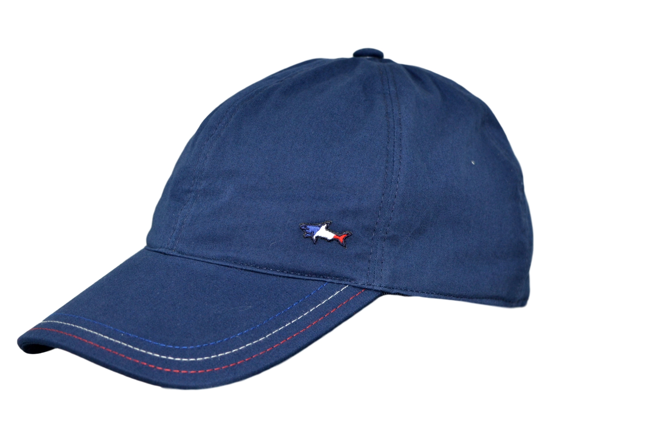 PAUL SHARK cappello da baseball in cotone COLORE FRANCIA E20P7118 MADE IN ITALY