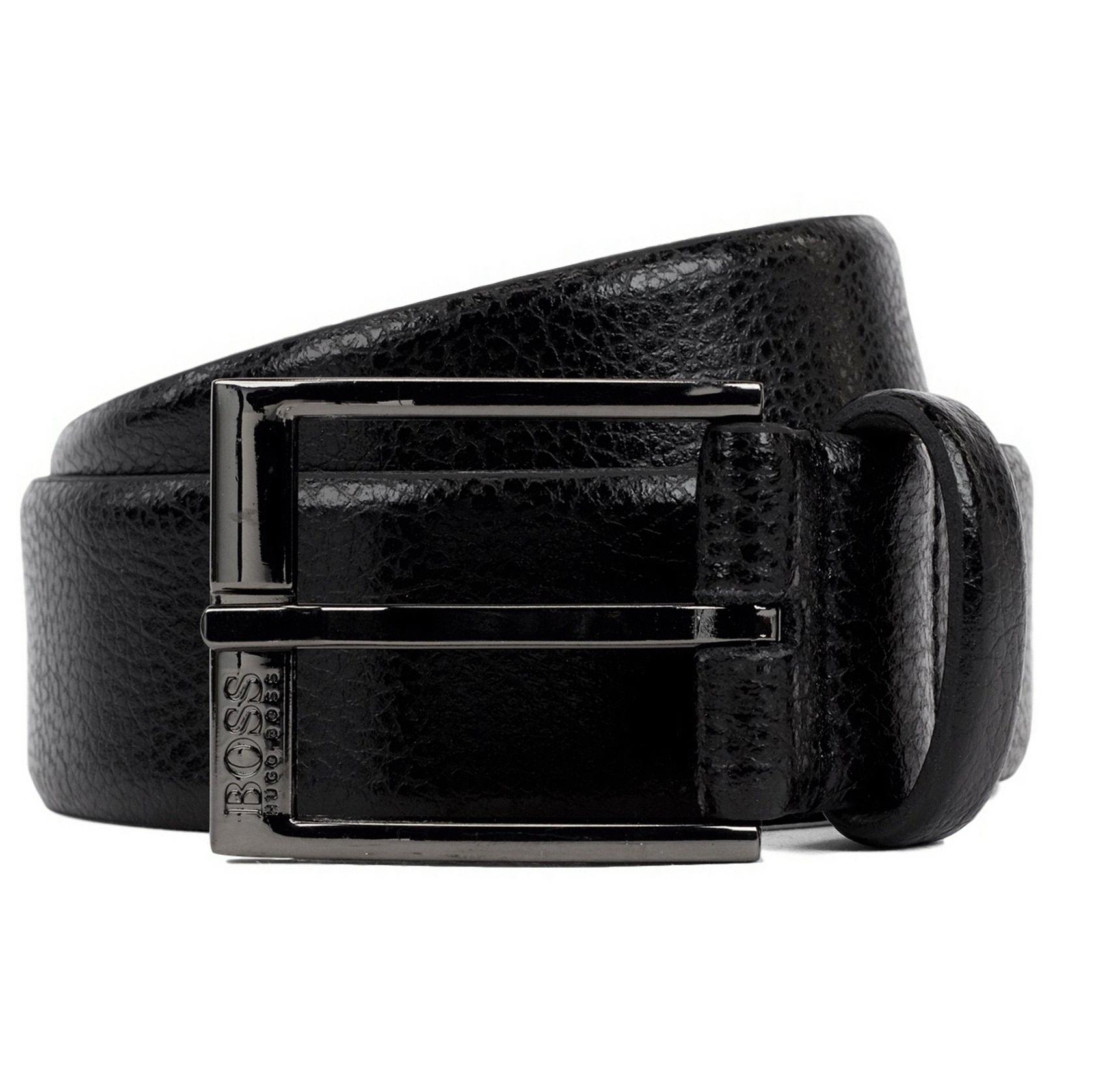 Hugo Boss  Gürtel  Belt Elloy/_Sz 10207216 schwarz