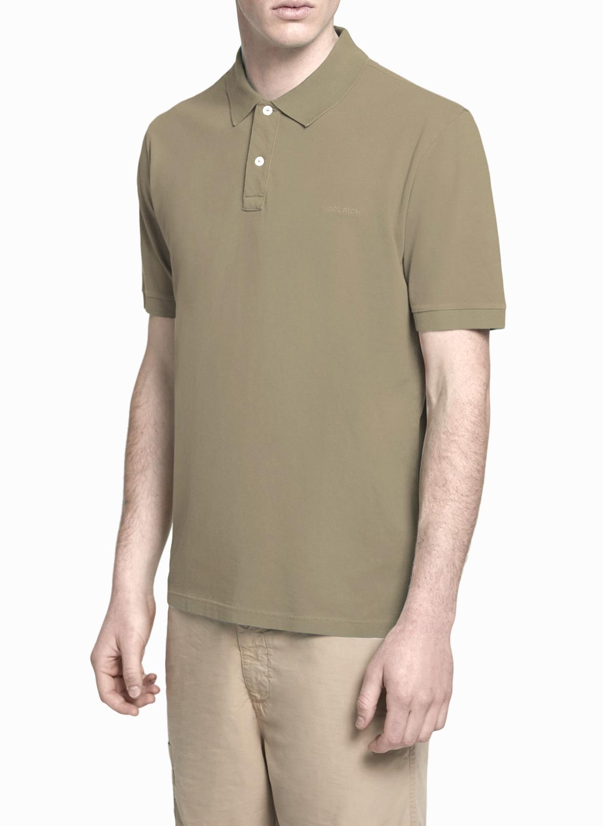 WOORICH POLO UOMO Men's Mackinack Polo Shirt Colore: LIKENE