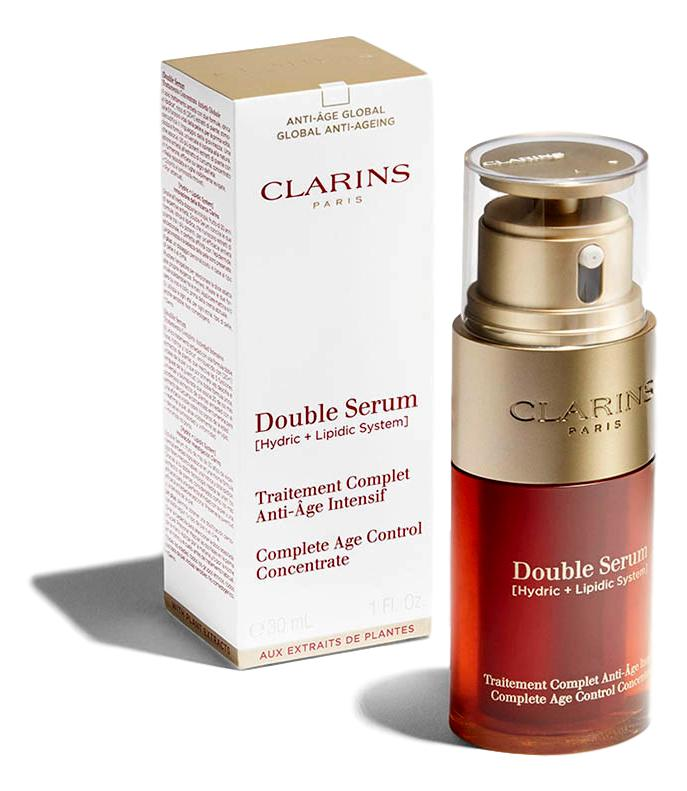 CLARINS Double Serum 30ml Il trattamento antieta per eccellenza 30ml