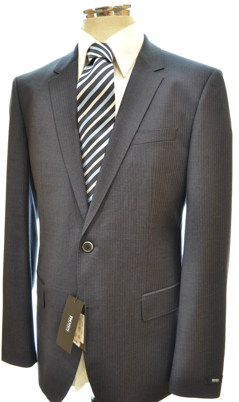 HUGO BOSS ABITO UOMO MOD. HEDGE2/GENSE1 TG. 54 HUGO BOSS MAN SUIT