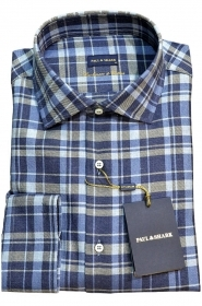 "Paul Shark ""LUXURY"" Camicia Shirt i17p3046sf Cashmere and cotton"