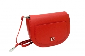 ERMANNO SCERVINO BORSA POCHETTE DONNA 12400753 FLAP BAG EMANUELA RED