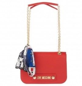 LOVE MOSCHINO BORSA SMALL GRAI
