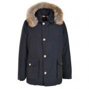 WOOLRICH Arctic Anorak UOMO Colore MELTONBLU ARTICOLO WOCPS2896
