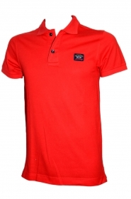 Paul Shark Yachting Polo E14p0055sf colore 577 ROSSO slim fit