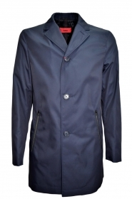 HUGO BOSS TRENCH MIDAIS 1921 COLORE BLU 50406641