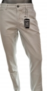 WOOLRICH PANTALONE UOMO TG. 36 COLORE SUMMER STONE CLASSIC CHINO FIT WOPAN1084