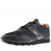 HUGO BOSS Sneakers Modello Parkour_Runn_sdtb 50411214 OPEN BLUE