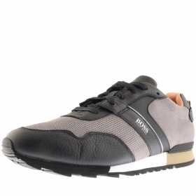 HUGO BOSS Sneakers Modello Parkour_Runn_sdtb 50411214 OPEN GREY