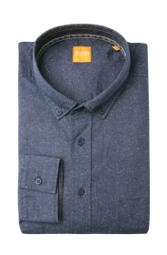 HUGO BOSS  Camicia regular fit in cotone: 'ElongE' by BOSS ORANGE 50321082