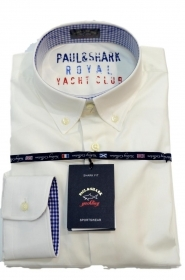 Paul Shark Camicia Uomo Botton