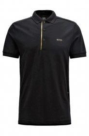 HUGO BOSS Polo slim fit della