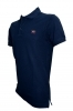 Paul Shark Yachting Polo E17P1033SF colore 200 BLU SHIARK FIT