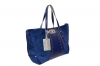 TWIST hpo BORSA DONNA REVERSIBILE SHOPPING BAG ANASTASIA SHOP M  Blu Navy