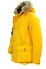 WOOLRICH Arctic Anorak Parka WOCPS2739 CN03 GOR Colore: GIALLO