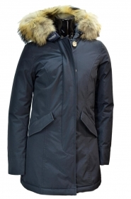 WOOLRICH W'S Arctic Parka Fr ARTICOLO NR. WWCPS1447-CN02-DKN Colore: BLU