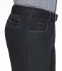 MEYER PANTALONE UOMO 2-3905/18 Diego Chino Denim Swing Pocket Termici