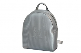 BYBLOS ZAINETTO DONNA 2WB0087 L.A.BACKPACK  COLORE SILVER