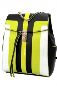 BYBLOS ZAINETTO DONNA 2WB0079 DETROIT BLACK BACKPACK PORTABILE A SPALLA