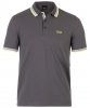 HUGO BOSS Polo regular fit 3 bottoni MUD Modello Paddy 50398302 037