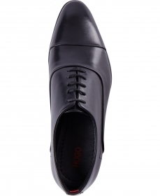 HUGO BOSS Appeal_oxfr_ltct, Scarpe Stringate Oxford Uomo NERO 50383576