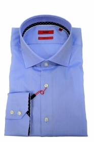 HUGO BOSS Camicia regular fit CELESTE Modello Veraldi 50404483