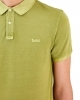 WOOLRICH Vintage Mackinack Polo COLORE  SOFT GREEN WOPOL0526-UT1483-6501