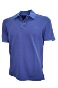 WOOLRICH Vintage Mackinack Polo COLORE BLUE WOPOL0526-UT1483-313