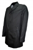 HUGO BOSS TRENCH MIDAIS 1921 COLORE NERO 50406641