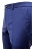 HUGO BOSS PANTALONE SLIM FIT UOMO PURA LANA COLORE BLUE HELO192 50405312
