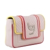 BYBLOS BORSA POCHETTE DONNA 2WB0055 QUINCY SHOULDER BAG SMALL TRACOLLINA PINK