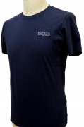 WOOLRICH T SHIRT LOGO TEE WOTEE1124 COLORE BLU