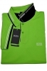 HUGO BOSS POLO slim fit Cotone elastic dettagli a contrasto PAUL 50332503 337