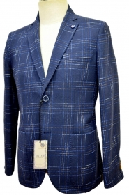 ALESSANDRO GILLES GIACCA UOMO SLIM FIT MADE IN ITALY ART. G214 0738