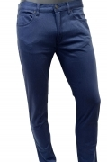 HUGO BOSS Jeans scuri slim fit in denim elasticizzato Modello Hugo 734 50382878