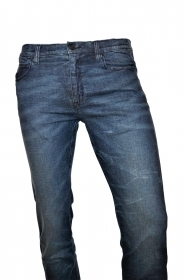 HUGO BOSS Jeans stone wash slim fit denim elasticizzato by HUGO 708 - 50257587