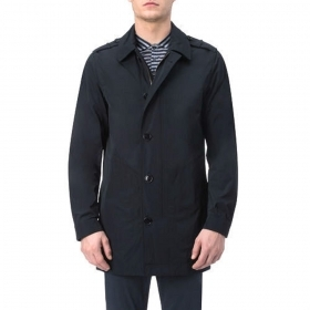 WOOLRICH NEW GIACCA LUNGA MONO