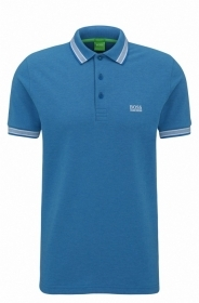 HUGO BOSS POLO UOMO REGULAR-FIT TAGLIA L PADDY IN PIQUE'  50302557