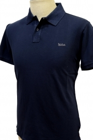 WOOLRICH POLO UOMO COLORE BLU