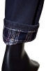 MEYER PANTALONE UOMO MOD. CHICAGO 2-3904/17 STRETCH BLU FODERATO \'\' THERMO\'\'drop