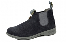 Blundstone 1389 STIVALETTI AUSTRALIANI CANVAS ELASTIC BLUE DENIM
