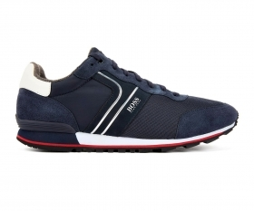 HUGO BOSS Sneakers BLU Modello Parkour_Runn_nymx2  50408084