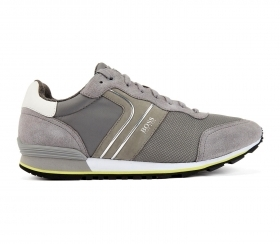 HUGO BOSS Sneakers GRIGIO Mode