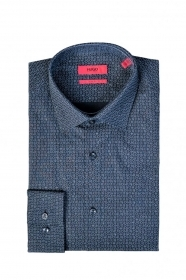 HUGO BOSS CAMICIA UOMO LOGO CO