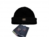 Paul Shark Cappello Uomo COP1051 Lana Colore Nero Idrorepellente Water Shed TGU