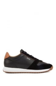 HUGO BOSS Sneakers Modello Parkour_Runn_itsd 50410978 BLACK