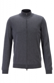 HUGO BOSS Cardigan con zip int